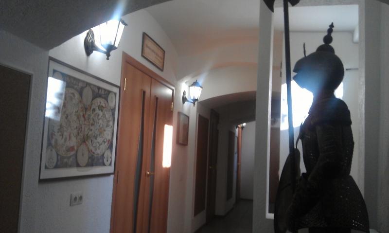 В офисе НАО